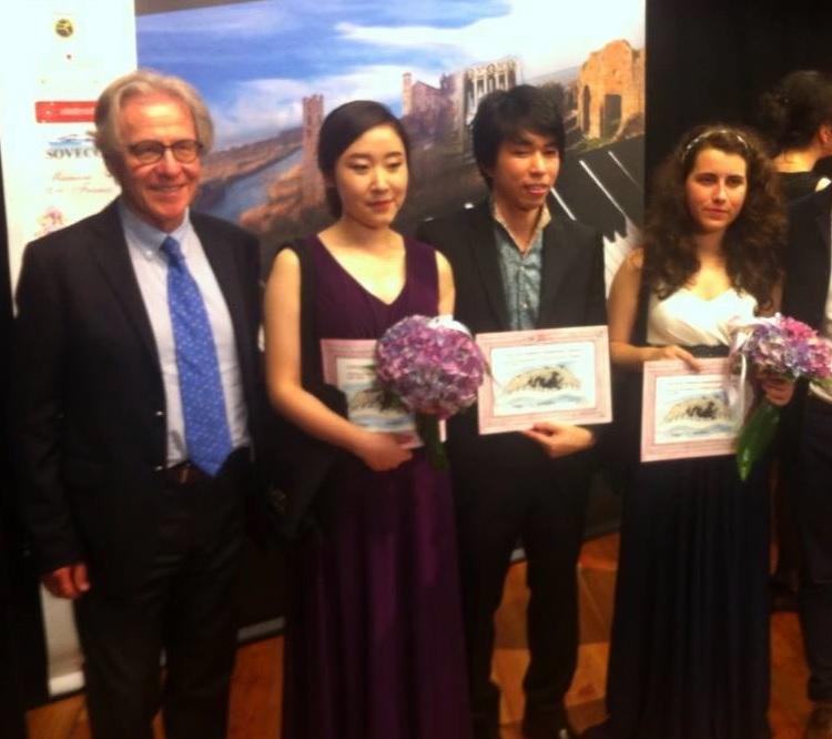 winners and Fazioli
